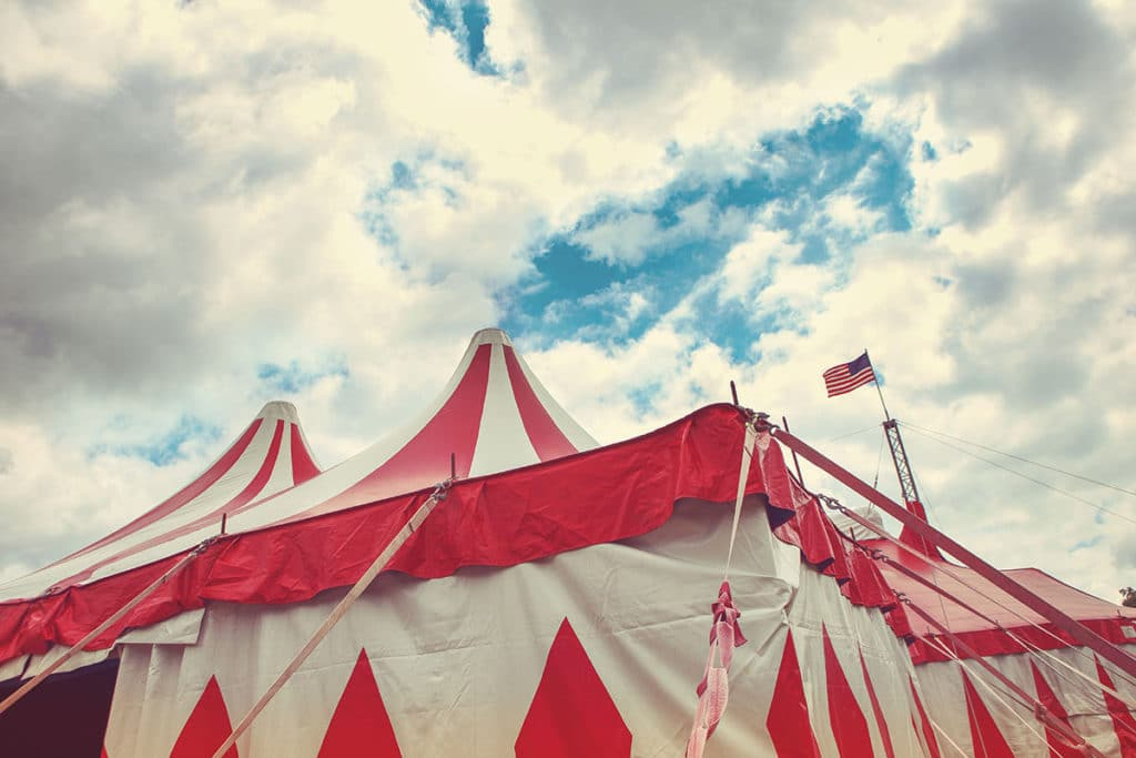 Big Top Tent Manufacturer | Tent Renters Supply