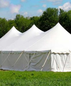 rope and pole tents