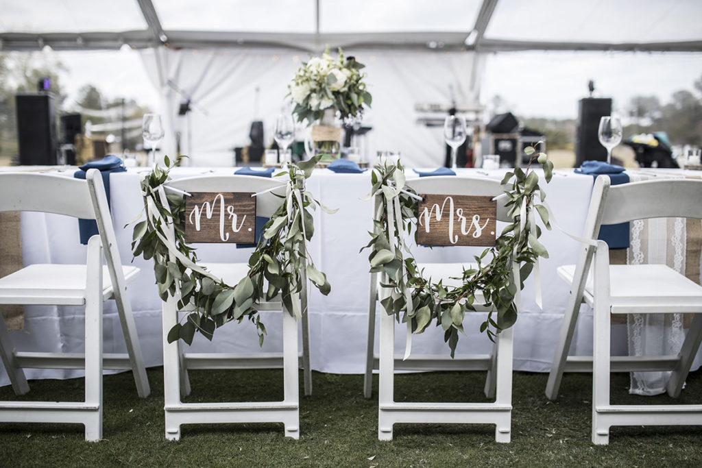 Tips for Hosting Your Wedding Outdoors   Tent Renter's Supply